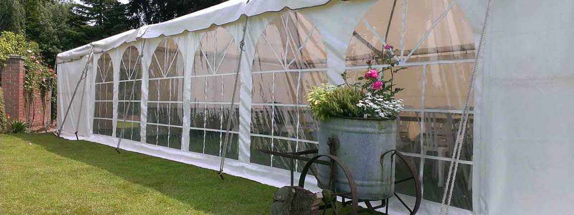 A1 Marquee hire - quality marquees for corporate events and